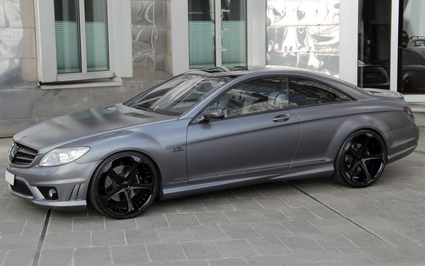 Mercedes CL65 AMG Grey Stone от Anderson Germany